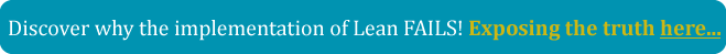 Lean Training Fails Banner