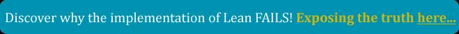 Lean Training Fails Banner